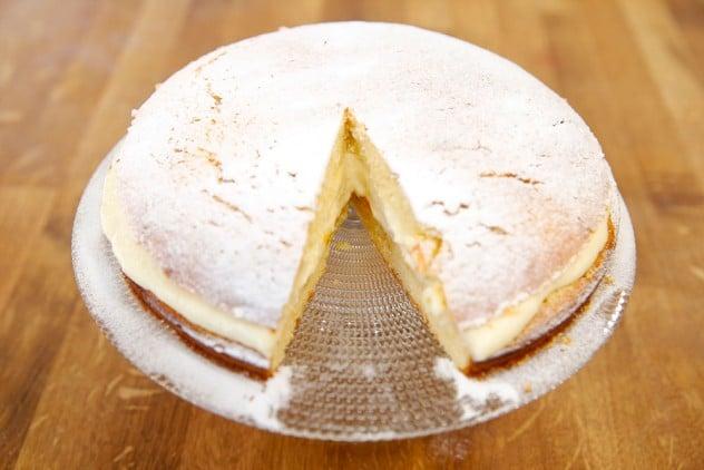 Çok Pratik Alman Pastası Tarifi