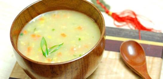 Evdeki Malzemelerle, Vitamin Kaynağı Sebze Çorbası Tarifi
