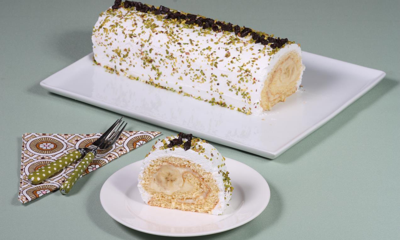 Enfes Muzlu Rulo Pasta Tarifi