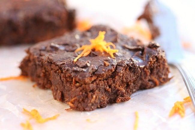 Şekersiz-Unsuz, Havuçlu Brownie Tarifi
