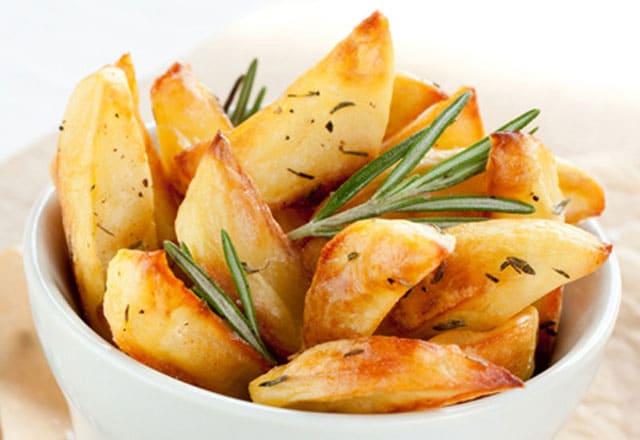 Fırında Baharatlı Patates Kızartması Tarifi
