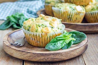 Tuzlu Kek Misali, Patates Muffin Tarifi