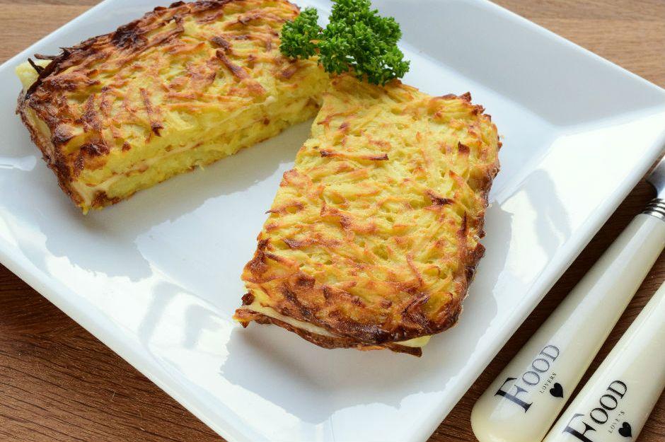 Klasik Tostu Unutturan Patates Tost Tarifi