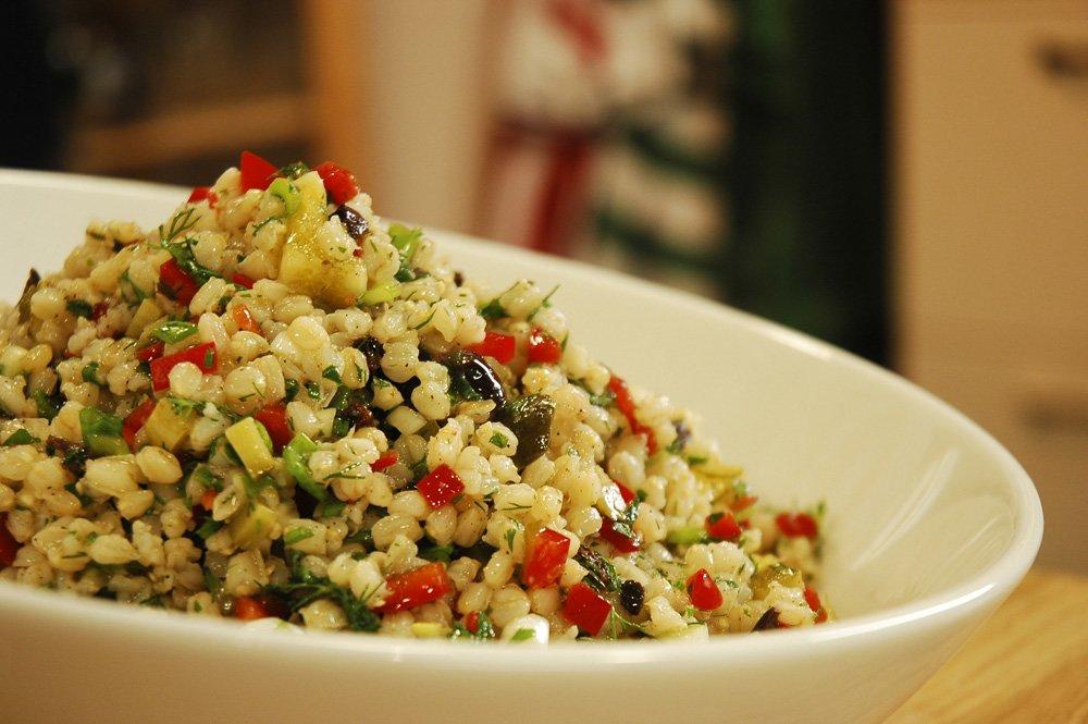 Doyurucu ve Lezzetli, Buğday Salatası Tarifi