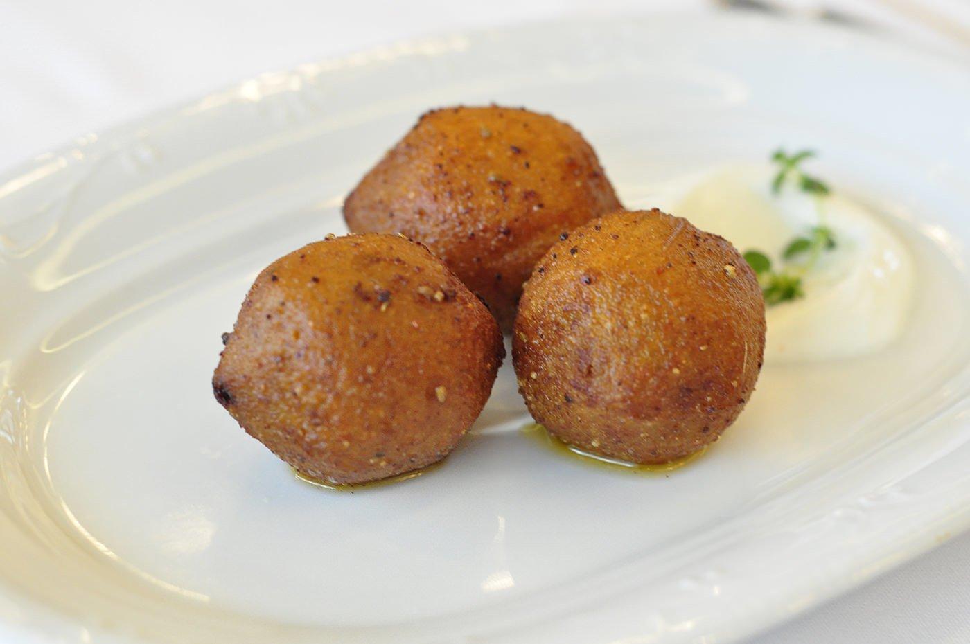 Deraliye Ottoman Cuisine Arefe Köftesi