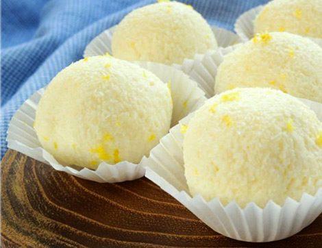 Eğlenceli Şekerlemeler, Hindistan Cevizli Kartopu Tarifi