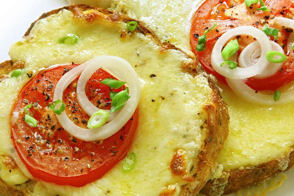 Kahvaltı Keyfinizi İkiye Katlayacak, Nefis Açık Tost Tarifi