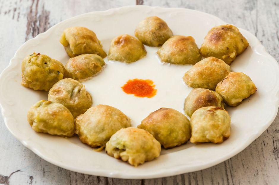 Minik Börekler, Boşnak Mantısı Tarifi