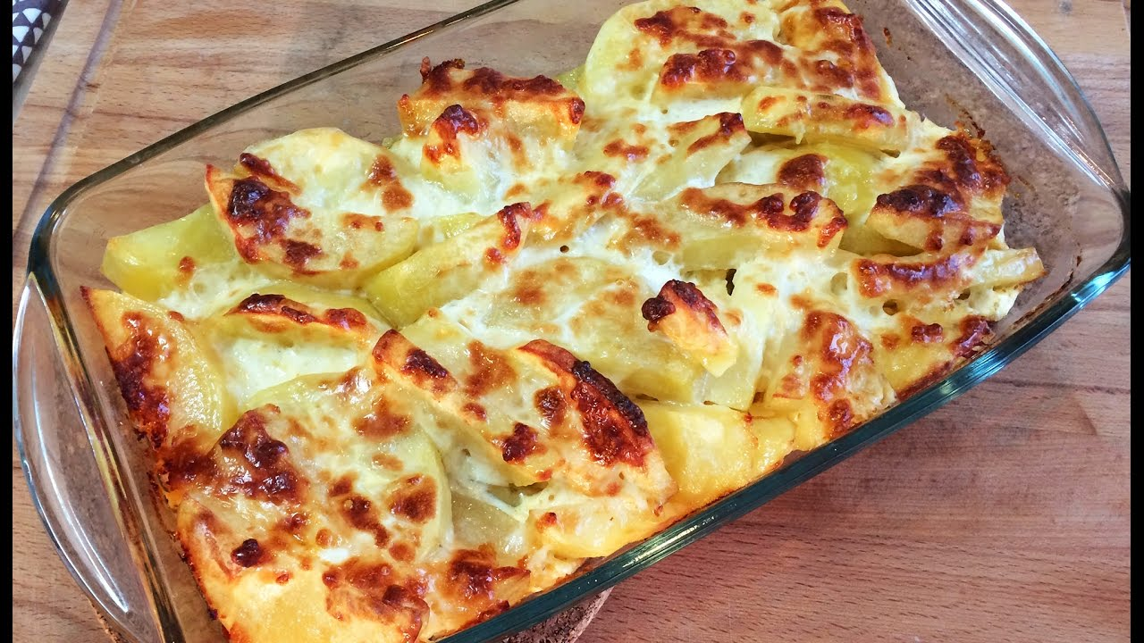 kasarli patates guvec tarifi