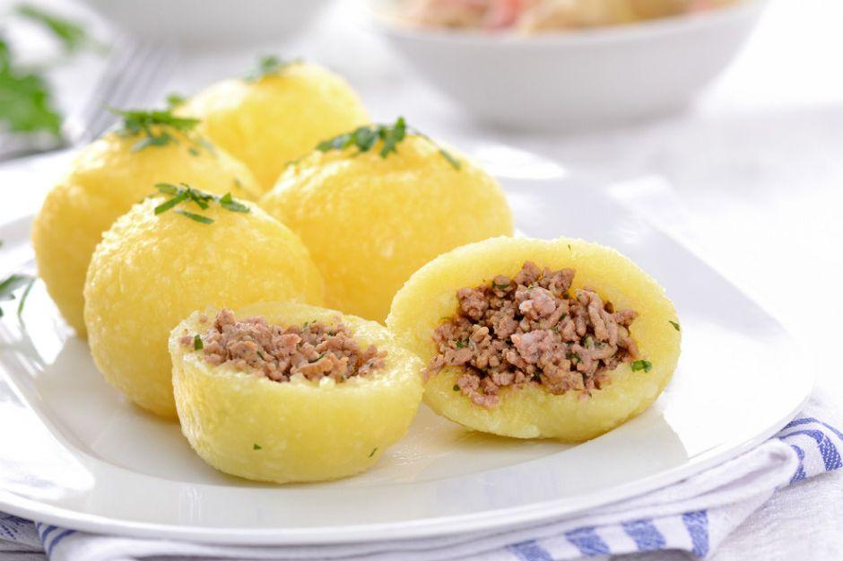 İçerisindeki Sürprize Bayılacaksınız, Kıyma Dolgulu Patates Topları Tarifi