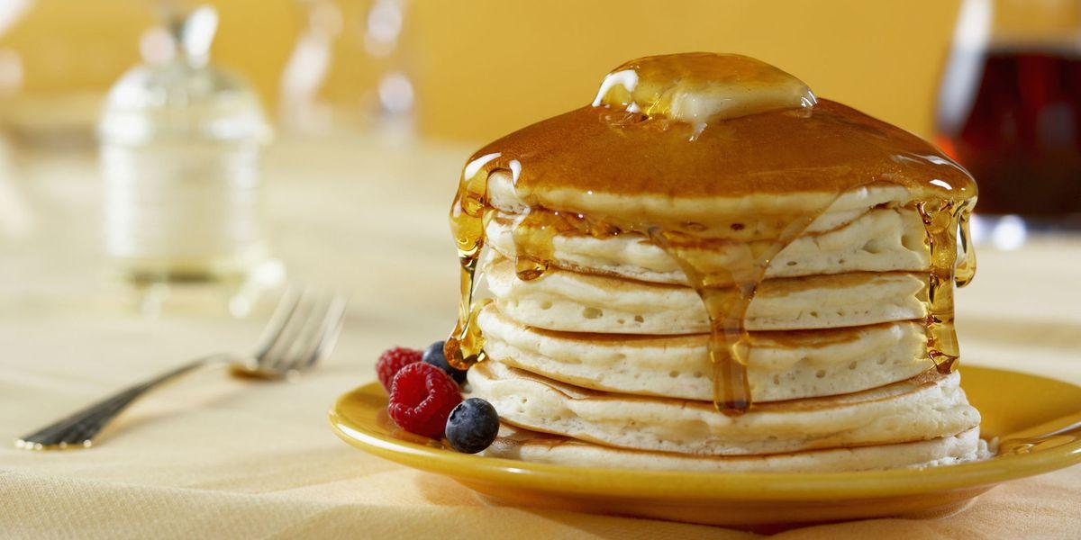 Mutlu Pazarlara, Bol Lifli Pancake Tarifi