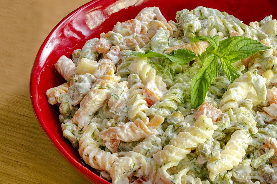 Muhteşem İkili, Makarna Salatası Tarifi