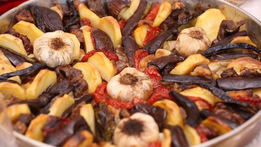 Yöreler Yarışıyor, Tokat Kebabı Tarifi