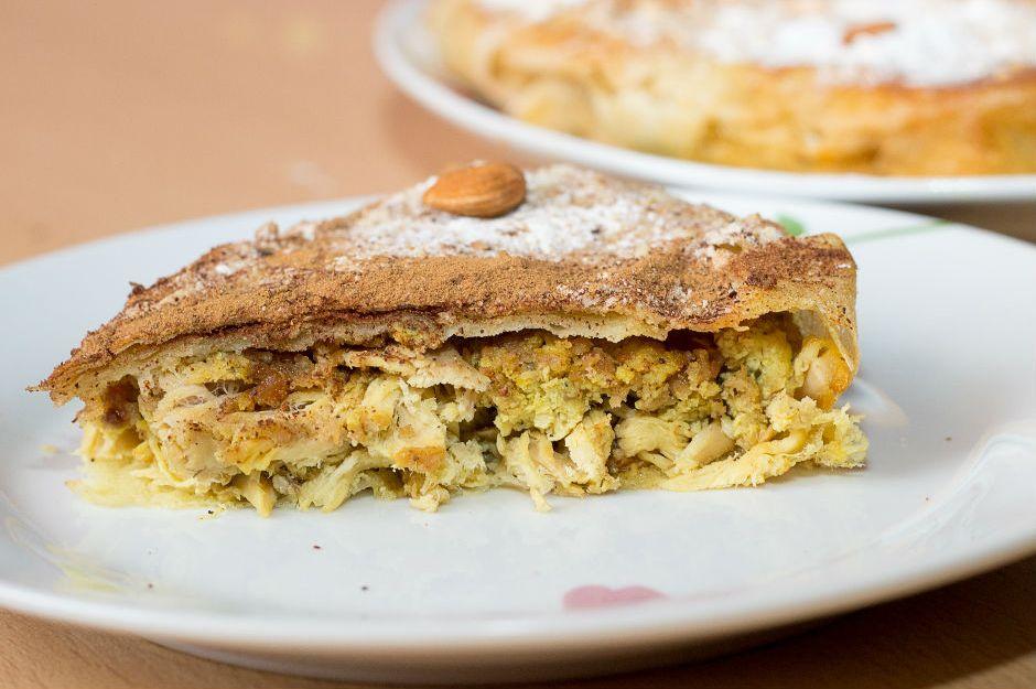 Dünya Mutfakları Yarışıyor, Pastilla Tarifi