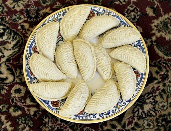 Nevruz'un Azeri Güzeli, Şekerbura Tarifi