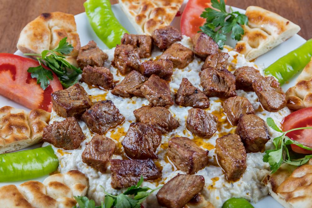 Gaziantep'e Selam Olsun, Alinazik Kebabı Tarifi