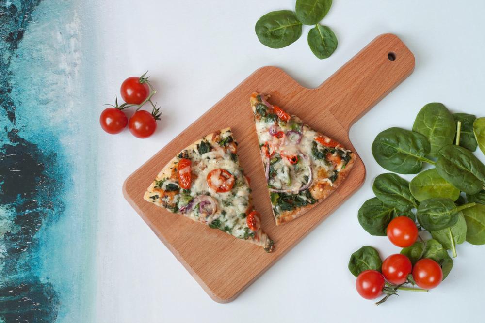 Az Kalori, Çok Lezzet; Diyet Pizza Tarifi