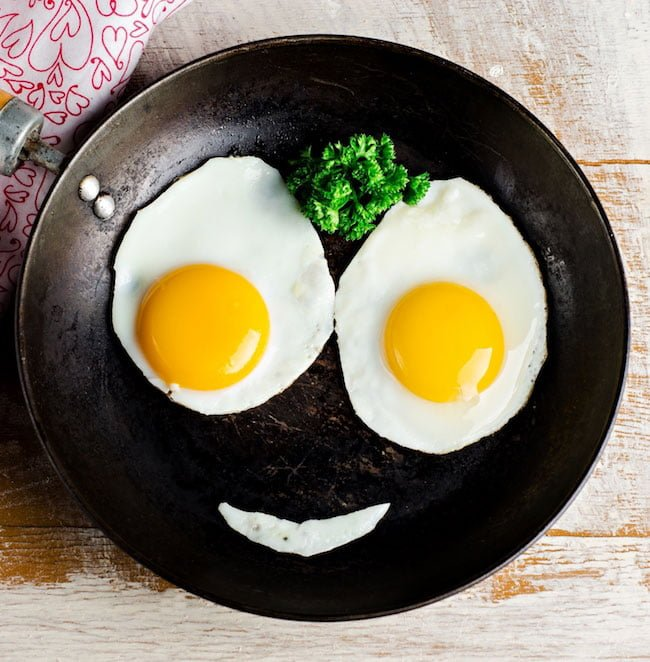 goz yumurta