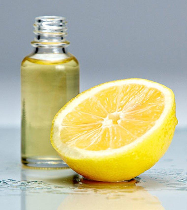 limon ve badem yagi