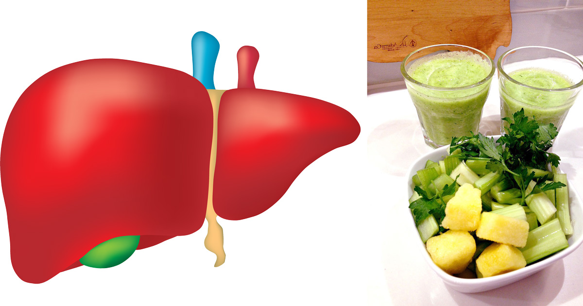 Karaciğeri Temizleyen Detoks (Detox)