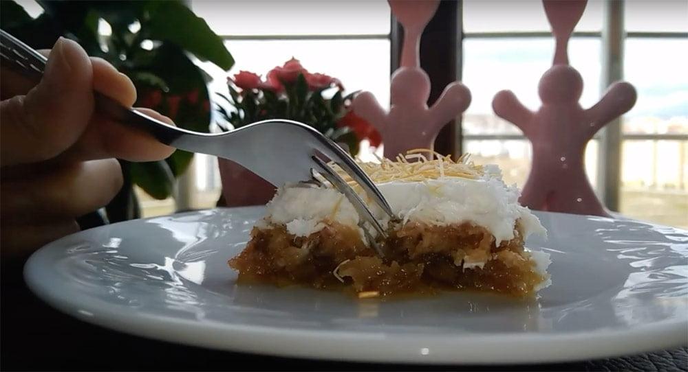 kadayifli kek tatlisi 12