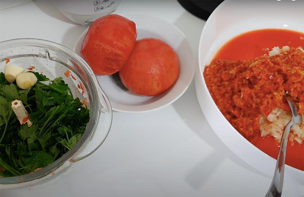 2 adet orta boy domates