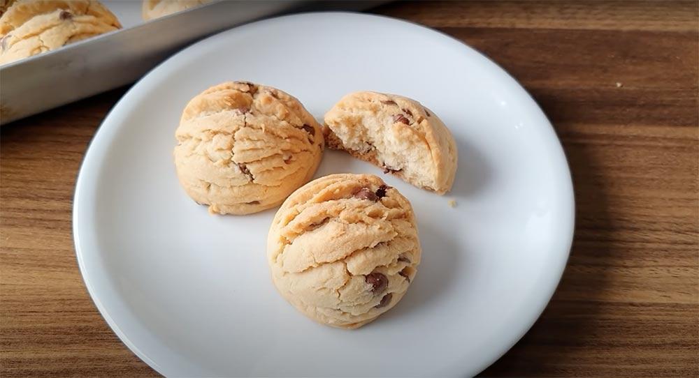 ağızda dağılan kurabiye