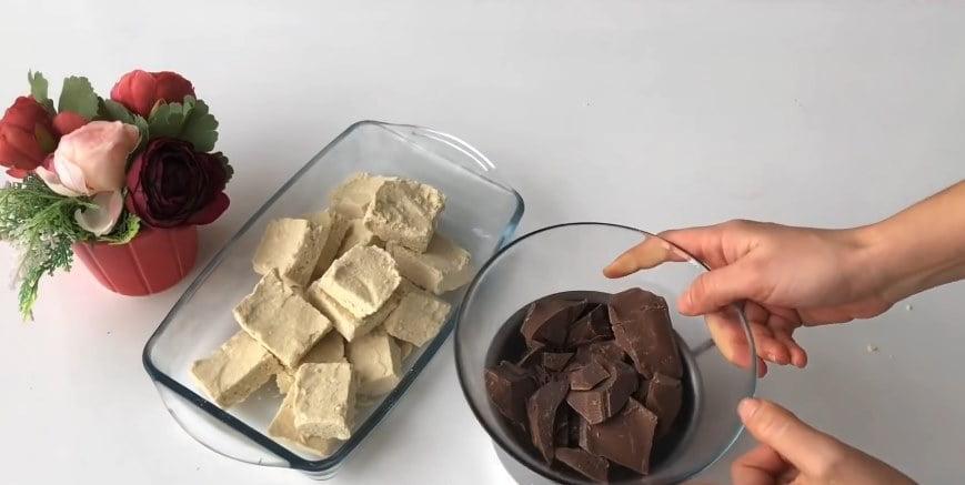 cikolata hazirlama
