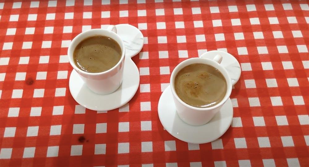 kahvelerimiz hazır afiyet olsun