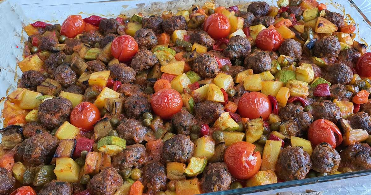 Köfteli Leziz Mi Leziz Orman Kebabı Tarifi