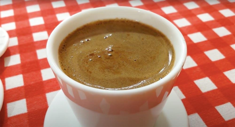 köpüklü türk kahvesi nasıl yapılır tarifi