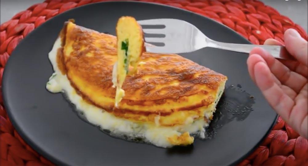 omletin kalinligi