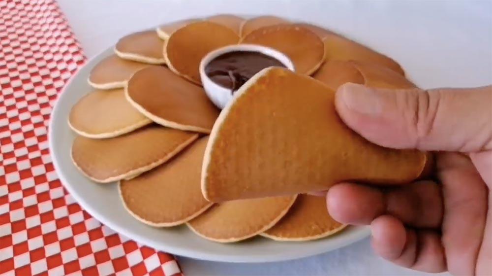 pankek nasıl yapılır