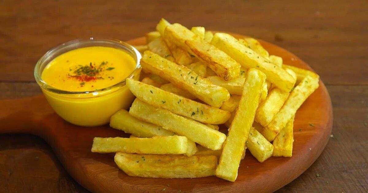 Gerçek Patates Kızartması Tarifi