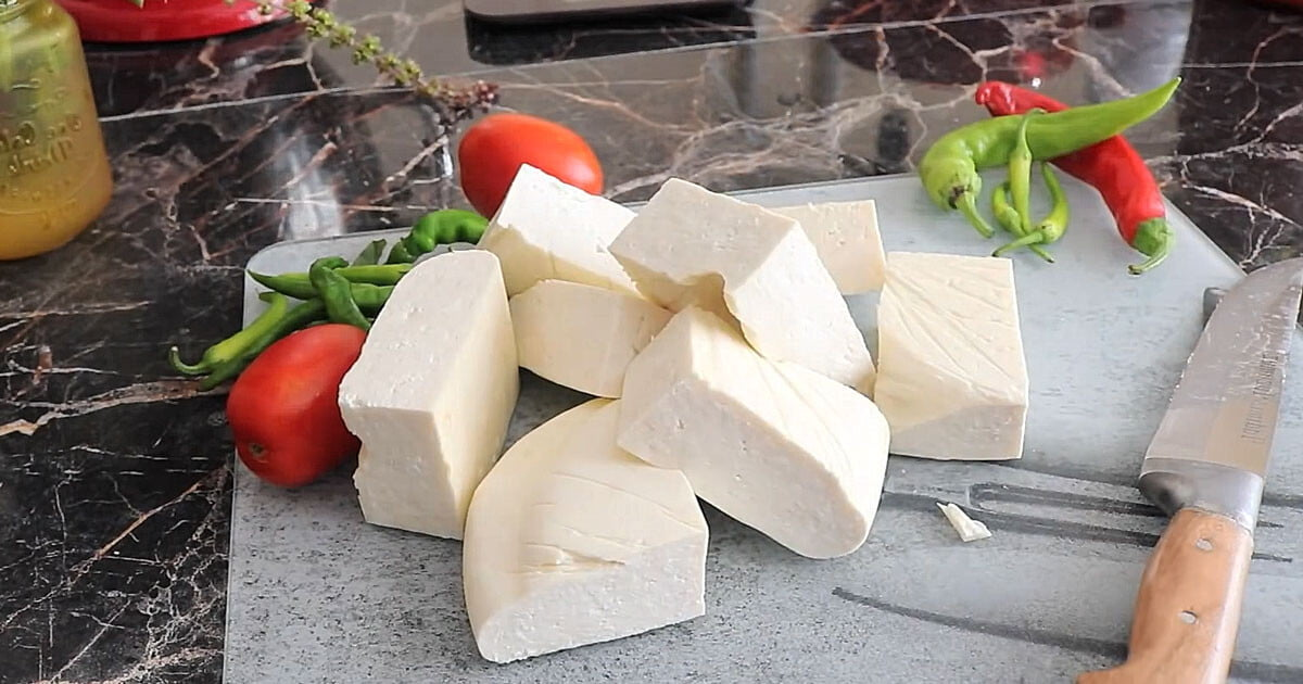 Evde Peynir Nasıl Yapılır? Peynir Tarifi