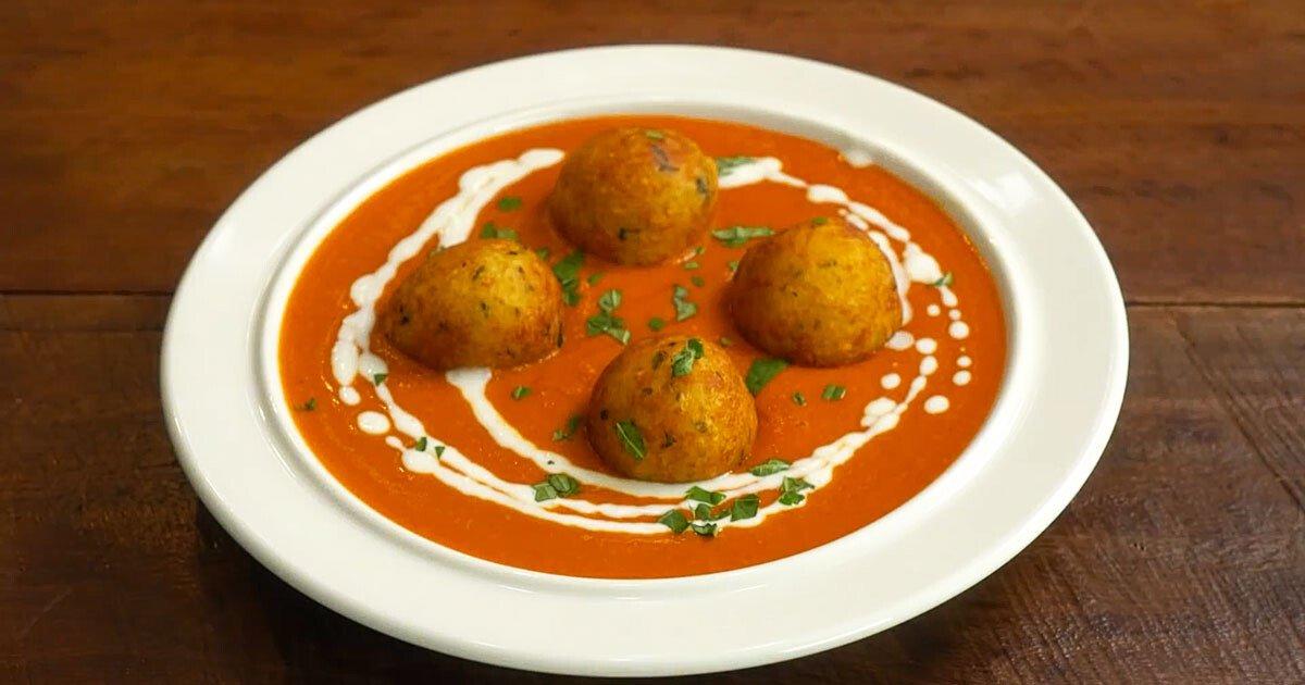 Domatesli Ve Patatesli Hint Yemeği Tarifi