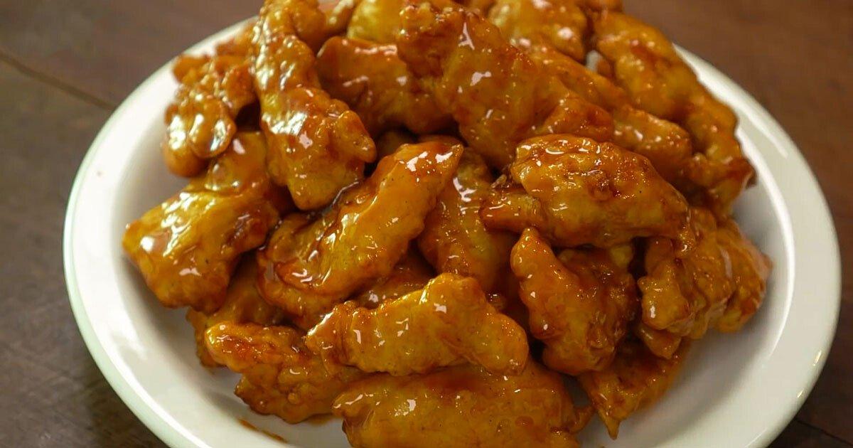 Çıtır Çıtır Kore Usulü Tavuk Tarifi