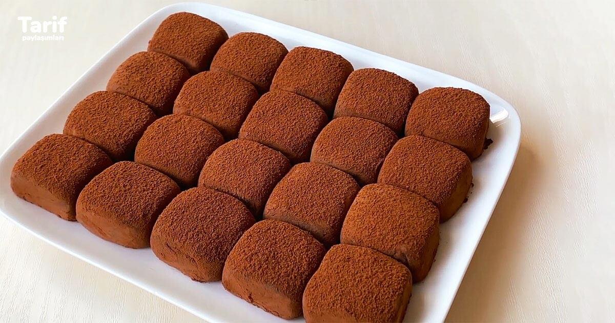 Sütlü Çikolata Tarifi